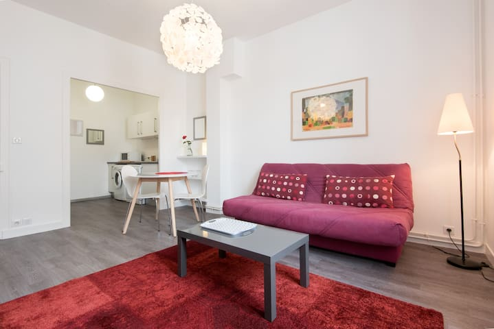 Charmant T2 de 45 m2 hyper centre - Rochefort - อพาร์ทเมนท์