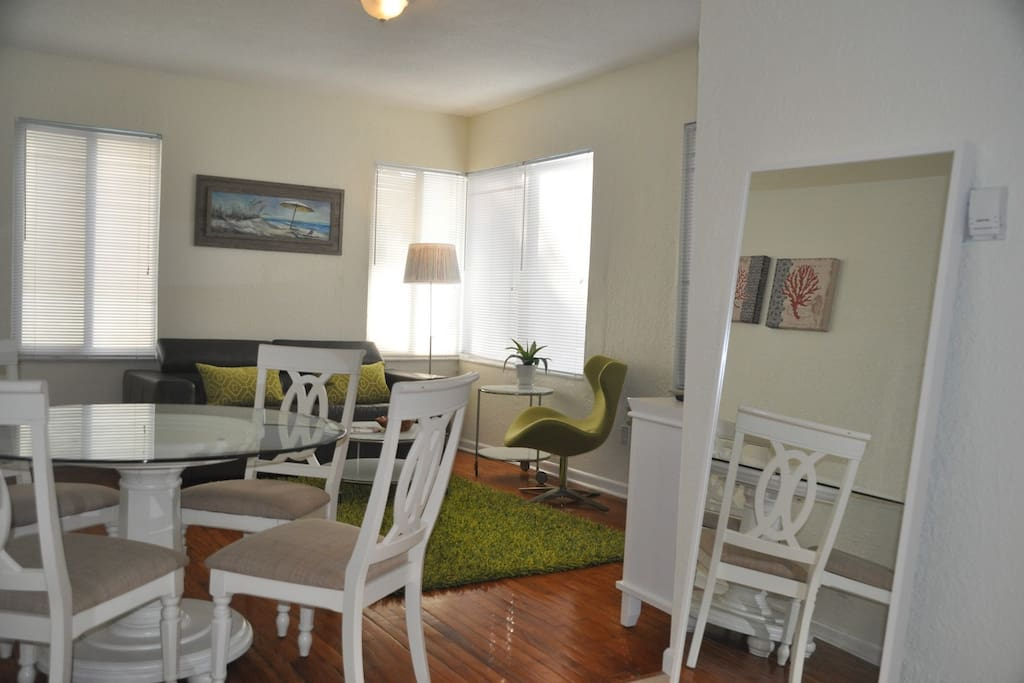Entire 1 bed apt in South Beach #1