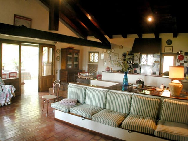 La Rovaia - Monfumo - House