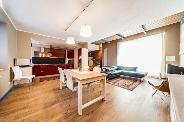 AL FIENILE - Varese - Apartamento