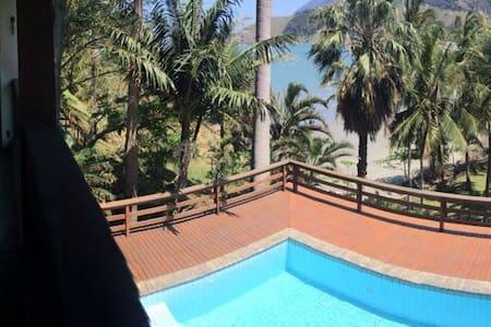 Ocean View - Linda Casa frente ao Mar - familiar - São Sebastião - Talo