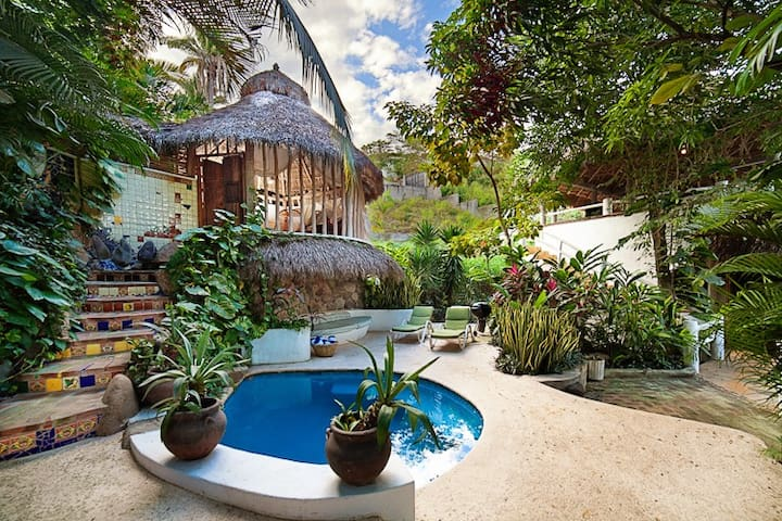 Casa Amanecer - Secluded Tropical Paradise - Sayulita - Casa