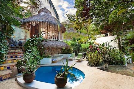 Casa Amanecer - Secluded Tropical Paradise - Sayulita