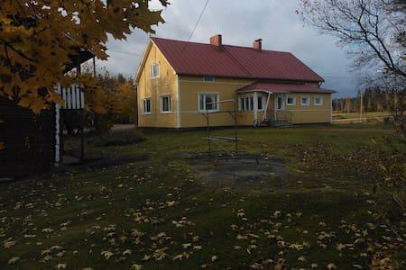 Villa Lehtomäki, Cottage, Farmhouse, Guesthaus - Hamina - Rumah