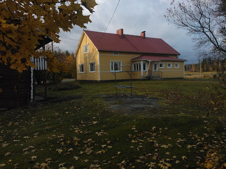 Villa Lehtomäki, Cottage, Farmhouse, Guesthaus
