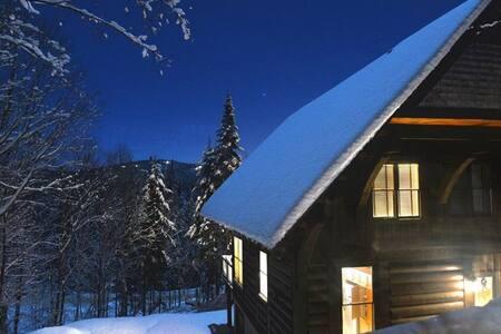 Log Cabin Mont Tremblant - Lac-Supérieur - Cabin