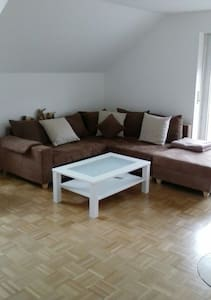 Clean, friendly, quiet flat - Ismaning - Apartament