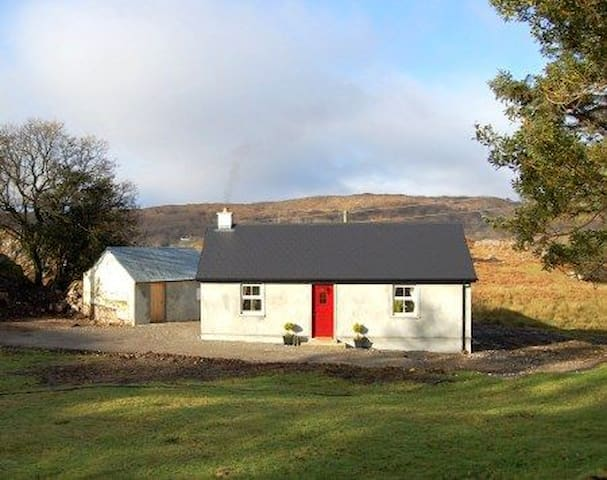 Kitty's cottage in lovely Donegal