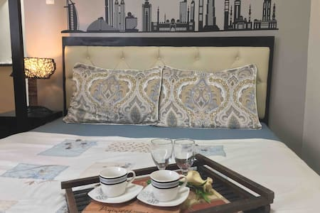 Disinfected Cozy Couple Suite w/ Guest Amenity Kit