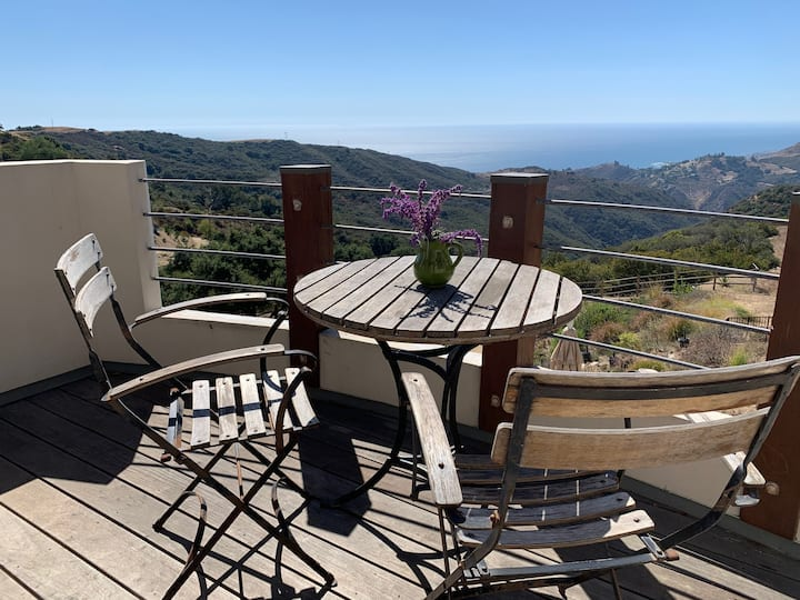 Ocean View Ranch House in Topanga
