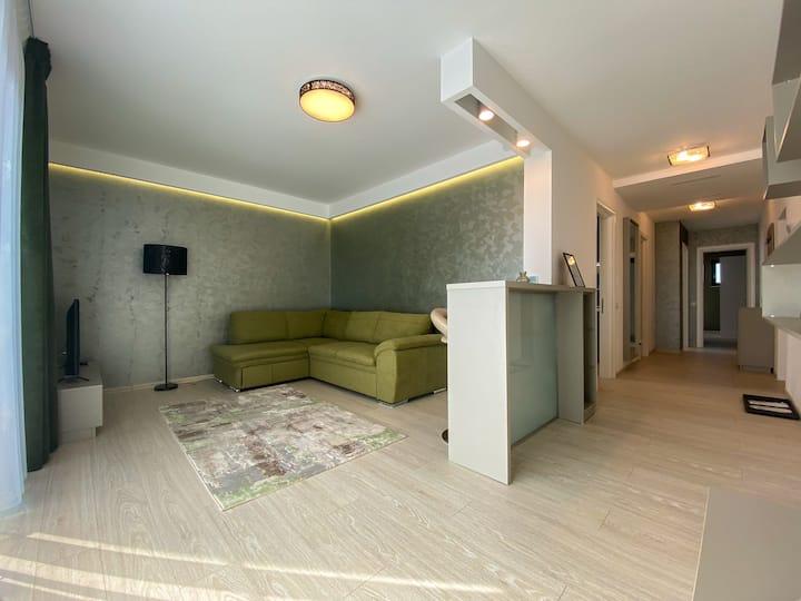 AIR Top View Apartment