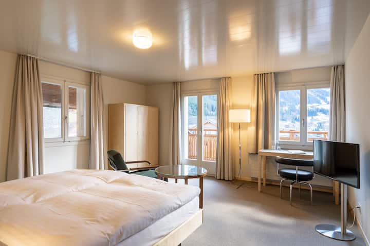 Superior room with view to Jungfrau