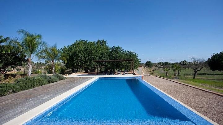 Quiet Majorcan Villa for families