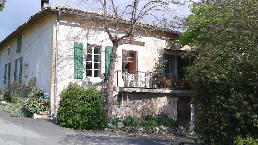 Maison Pech Merle - Aigues-Vives - House