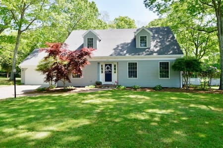 Charming North Fork Cape - East Marion - Huis