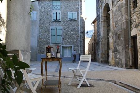 Charming 18th century terrace - Quillan - 独立屋