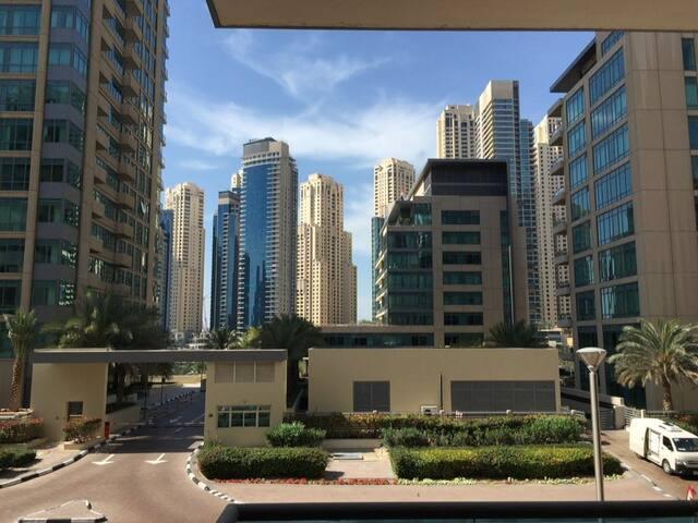 CozyROOm@Marina yeehaaa! - Dubai - Casa