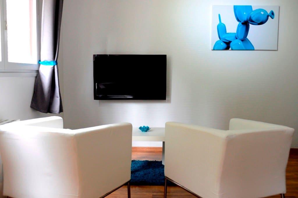 L'espace TV