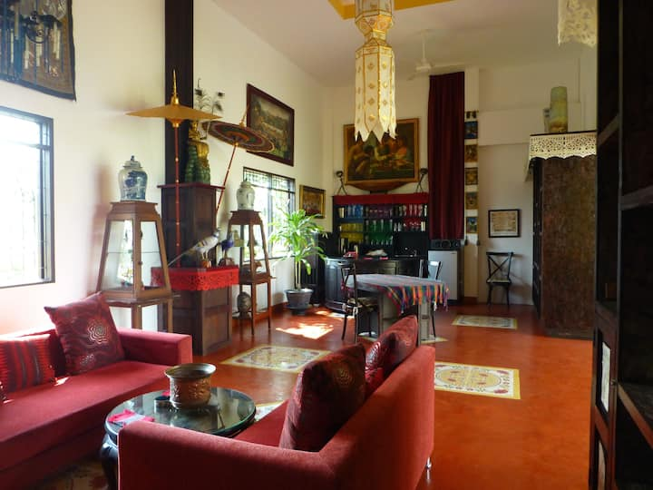 Exquisite villa for 2 to 4 persons