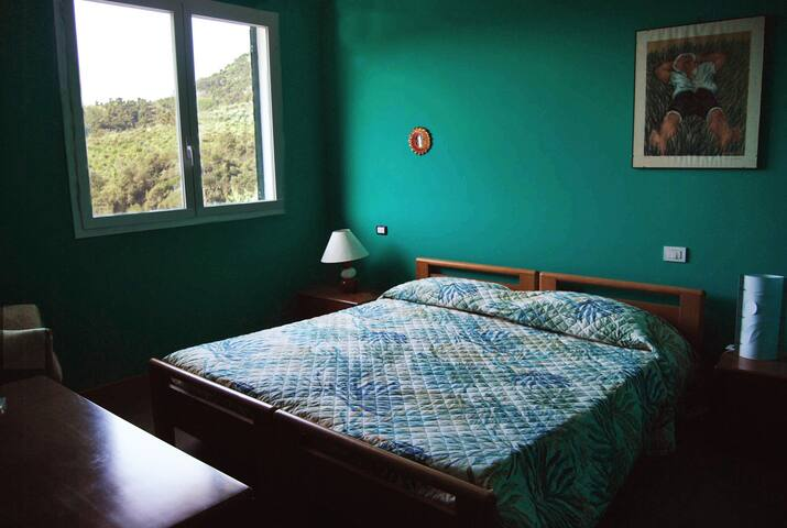 Rooms with a view - Emerald Room - Perinaldo - Bed & Breakfast