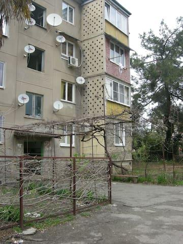 Удобные апартаменты у моря Пицунды - Pitsunda - Apartment