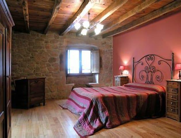 Casa rural para grupos en Baztan - Erratzu - Casa