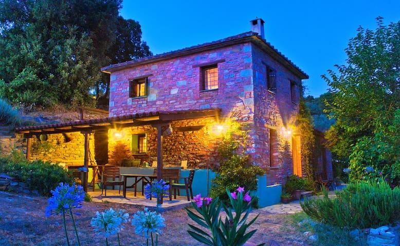 Romantic cottage - Platania Pelion  - Magnesia Prefecture