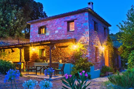 Romantic cottage - Platania Pelion  - Magnesia Prefecture