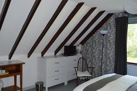 Room 5 - Double room - Onich - Bed & Breakfast