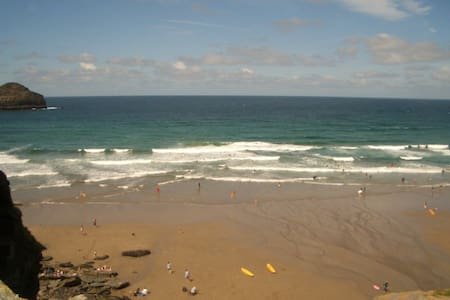 Stunning Apartment Near Beach - Trewarmett - Apartment