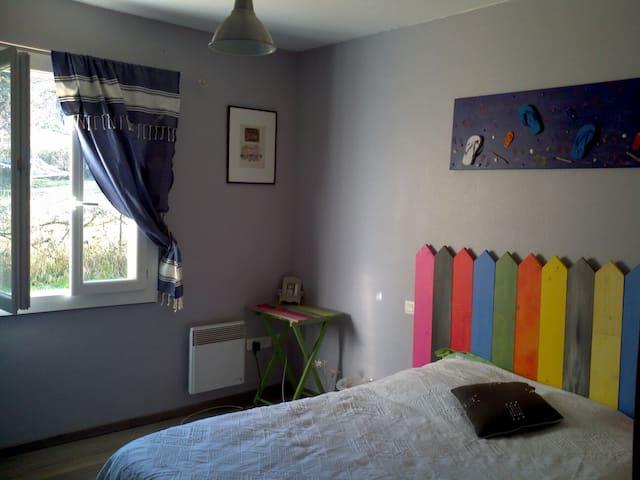 chambre particuliere - Bouloc - Casa