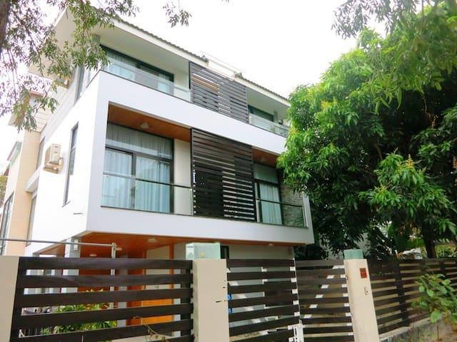 An Vien Residences_3bedroom Villa - นาตรัง - บ้าน