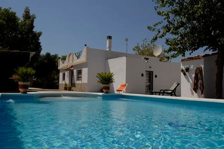 Villa Los Paraisos luxurious B&B - Marchena - Penzion (B&B)