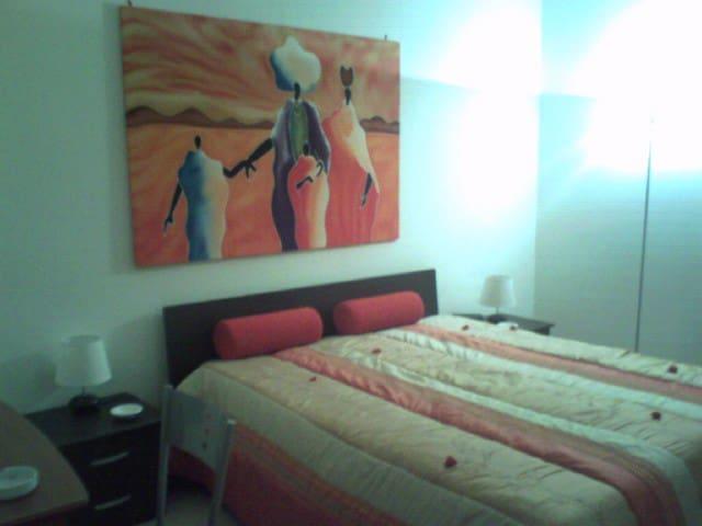 puliti,discreti,e accoglienti, - Nocera Inferiore - Lägenhet