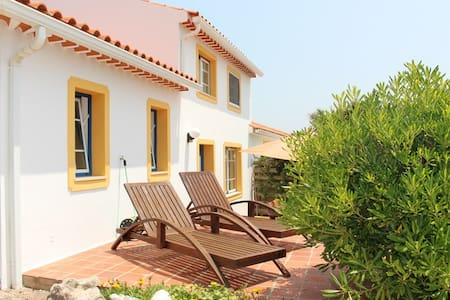 2 bedroom house with shared pool near the ocean - São Martinho do Porto