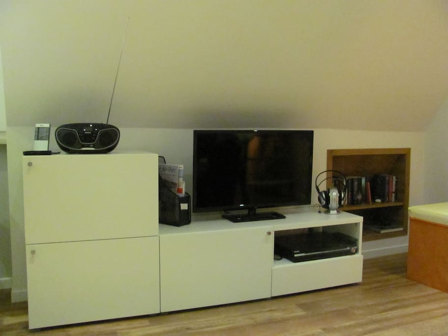 TV und DVD-Player