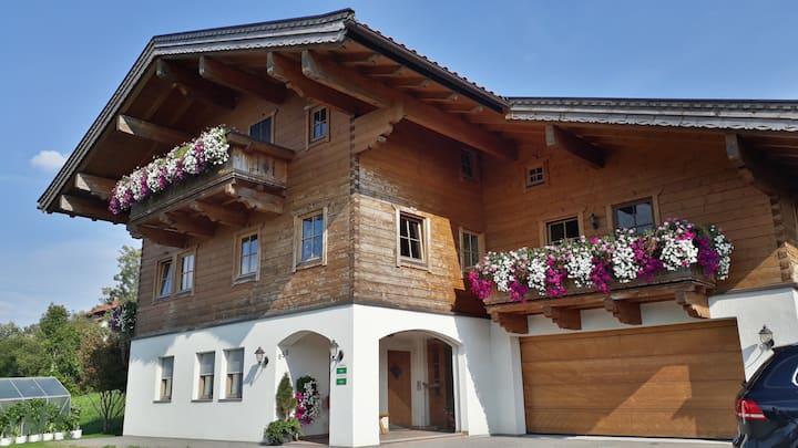 Gemütliche zentrale Fewo im schönen Bregenzerwald