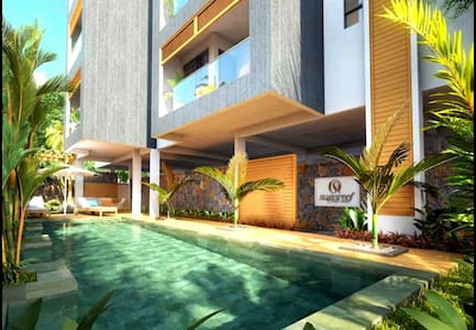 NEW Beach Penthouse + Mountain view - Flic en Flac - Apartmen