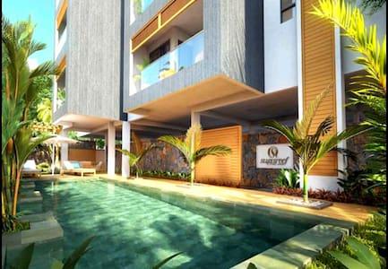 Designer Penthouse with Panoramic  Mountain Views