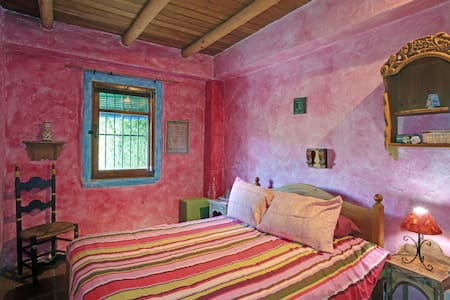 SCENIC, COLOURFUL , ANDALUCIAN  MOUNTAIN RETREAT. - Benadalid