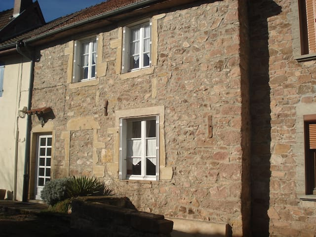 Maison à Gibles en Bourgogne Sud - Gibles - Huis