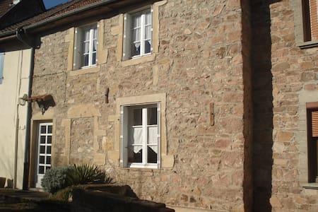 Maison à Gibles en Bourgogne Sud - Gibles - Talo