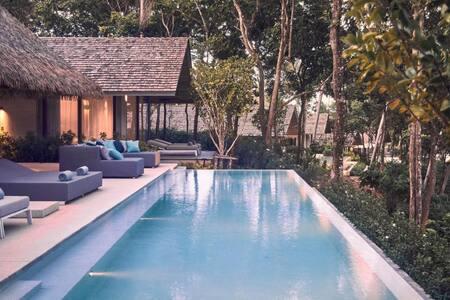 Coconut Island Two Bedroom Oceanview Pool Villa