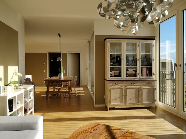 Luxury Munich apartment 10 min from city centre