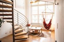 Loft-Studio am Kanal