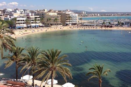 Apart. playa de Cala Estància (6) - Huoneisto