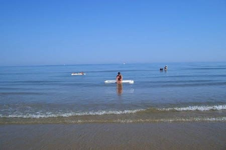 Apartment @ 200 Meters from Beach - Rodi