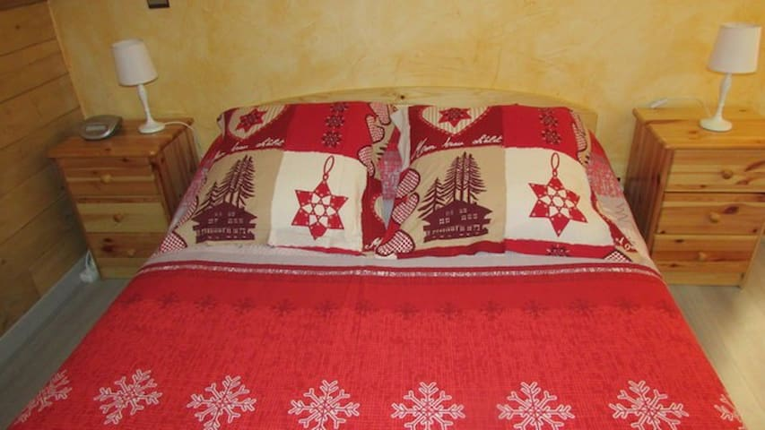 BED AND BREAKFAST 26€/day/person when 4 occupants