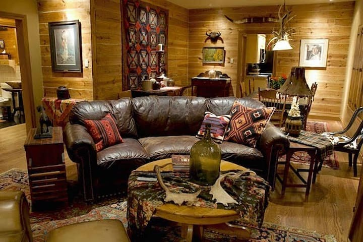 Falling Star Lodge ( Sayles Ranch Guesthouses)