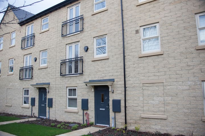 Canal-side town house near city centre - Leeds - Overig
